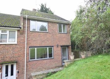 Thumbnail 3 bed end terrace house for sale in Malvern Way, Hastings, East Sussex