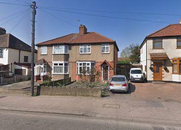 Thumbnail 3 bedroom semi-detached house to rent in Upper Rainham Road, Hornchurch