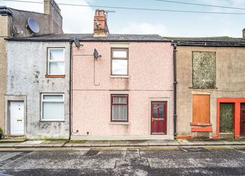Thumbnail 2 bed terraced house for sale in New Street, Wigton