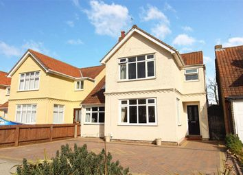 Thumbnail 4 bed detached house for sale in Goring Road, Ipswich
