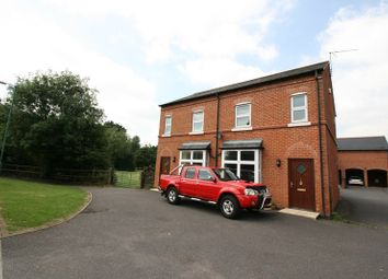 Thumbnail 2 bed semi-detached house to rent in Gables, Old Damson Lane, Solihull