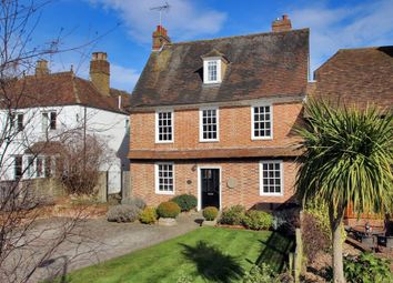 Thumbnail 5 bed farmhouse for sale in The Green, Bearsted, Kent