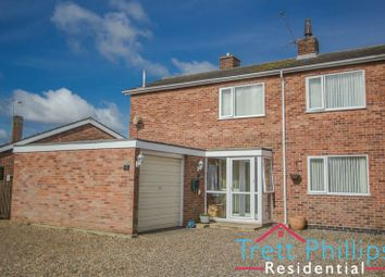 Thumbnail 3 bed semi-detached house for sale in Rivermead, Stalham, Norwich