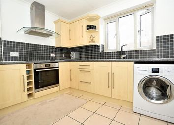 Thumbnail 2 bed flat for sale in Twitchen Lane, Furzton, Milton Keynes