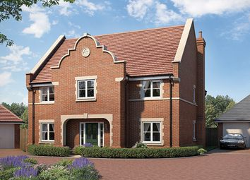"Thumbnail 5 bed property for sale in ""The Hampton"" at Church Road, Stansted"
