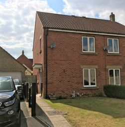Thumbnail 3 bed semi-detached house for sale in Beaufort Close, Weston Super Mare, North Somerset