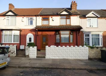 Thumbnail Terraced house for sale in Victory Road, Foleshill, Coventry