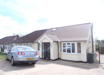 Thumbnail 5 bed semi-detached bungalow for sale in Carpenders Avenue, Watford