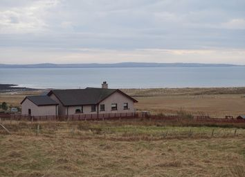 Thumbnail 3 bed detached bungalow for sale in Back, Isle Of Lewis