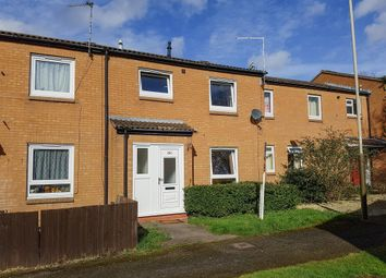 Thumbnail 3 bed terraced house for sale in Pendlebury Drive, Leicester