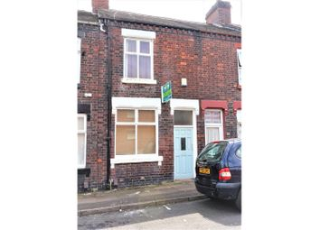 Thumbnail 2 bed terraced house for sale in Pinnox Street, Stoke-On-Trent
