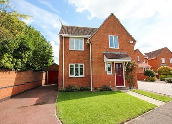 Thumbnail 3 bedroom detached house for sale in Chestnut Rise, Burwell