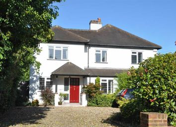 Thumbnail 5 bed detached house to rent in Links Road, Ashtead