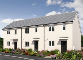 Thumbnail 3 bedroom end terrace house for sale in Camomile Lawn, Totnes, Devon