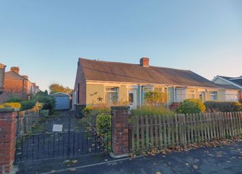 Thumbnail 2 bed bungalow for sale in Whitley Road, Benton Square, Newcastle Upon Tyne