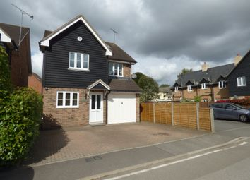 Thumbnail 5 bedroom detached house for sale in Marsh Lane, Stanstead Abbotts, Ware