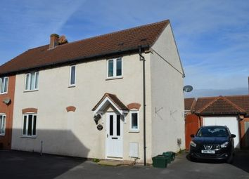 Thumbnail 3 bed semi-detached house for sale in Carberry View, Weston Village, Weston-Super-Mare