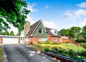 Thumbnail 5 bed detached house for sale in Wentworth Drive, Lichfield