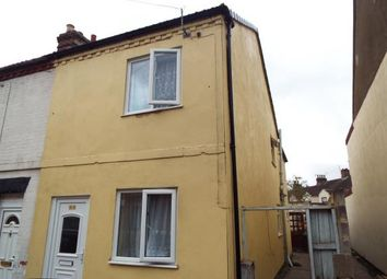 Thumbnail 3 bedroom end terrace house for sale in Russell Street, Peterborough, Cambs
