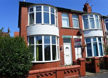 Thumbnail 2 bed end terrace house for sale in Johnson Road, Blackpool