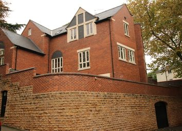 Thumbnail 2 bed town house to rent in Hermitage Walk, The Park, Nottingham