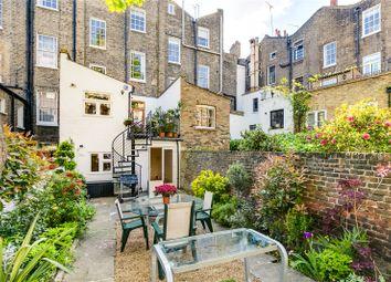 Thumbnail 4 bedroom maisonette to rent in Charlwood Place, London