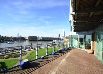 Thumbnail 2 bed flat to rent in Halcyon Wharf, Wapping