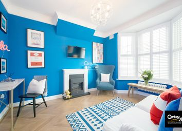 Thumbnail 1 bed flat for sale in St. Andrew's Road, London