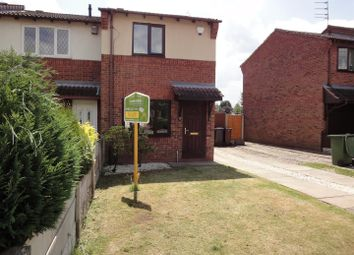 Thumbnail 2 bed terraced house to rent in Solent Close, Pendeford, Wolverhampton