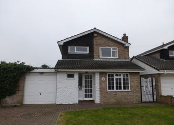Thumbnail 3 bed detached house for sale in Mallard Way, Bradwell, Great Yarmouth