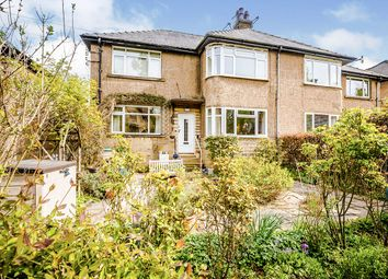 Thumbnail 2 bed flat for sale in Vernon Avenue, Edgerton, Huddersfield, West Yorkshire