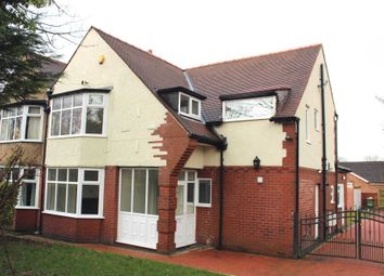 Thumbnail 4 bedroom semi-detached house for sale in Albert Road West, Bolton