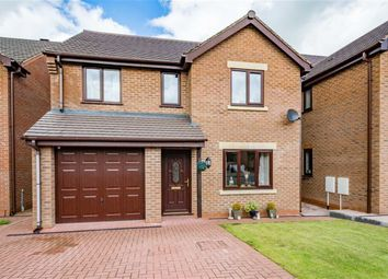 Thumbnail 4 bed detached house for sale in Meadow Close, Leek