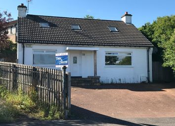 Thumbnail 4 bed detached bungalow for sale in Inchfad Drive, Glasgow