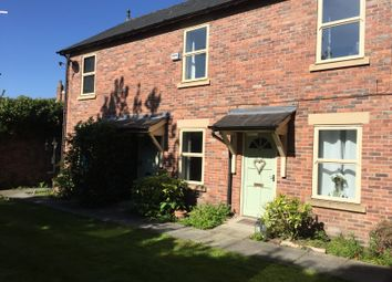 Thumbnail 1 bed mews house to rent in Northenden Road, Sale
