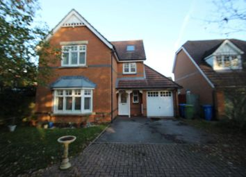 Thumbnail 5 bed detached house for sale in Russell Close, Bracknell
