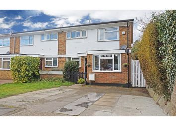 Thumbnail 5 bed end terrace house for sale in California Lane, Bushey Heath