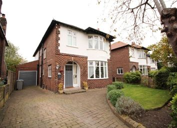 Thumbnail 4 bed detached house to rent in Meadow Bank, Timperley, Altrincham