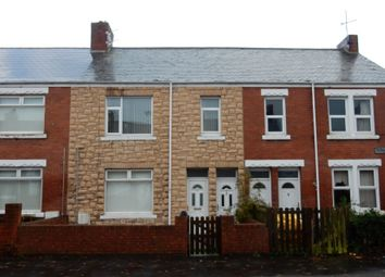 Thumbnail 4 bedroom flat for sale in 42/44 Alexandra Road, Ashington, Northumberland