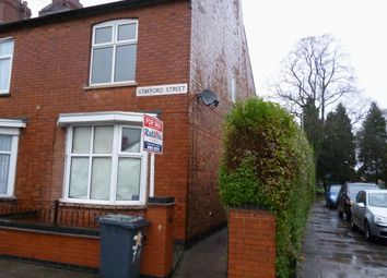 Thumbnail Terraced house to rent in Stafford Street, Belgrave, Leicester