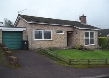 Thumbnail 2 bed bungalow for sale in Dean Crescent, Littledean, Cinderford