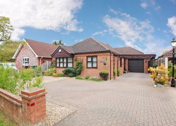 Thumbnail 3 bed detached bungalow for sale in Mardle Road, Toft Monks, Beccles