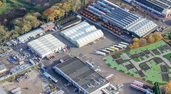 Thumbnail Light industrial to let in Congleton Technology Park, Back Lane, Congleton, Cheshire