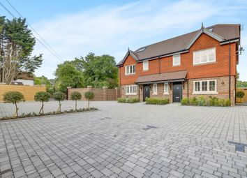 Thumbnail 3 bedroom semi-detached house for sale in Horsham Road, Cowfold, Horsham