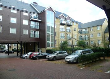 Thumbnail 1 bed flat to rent in Fusion Court, Hertford