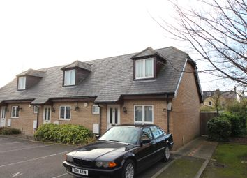 Thumbnail 2 bed end terrace house for sale in St. Margaret's Square, Cambridge