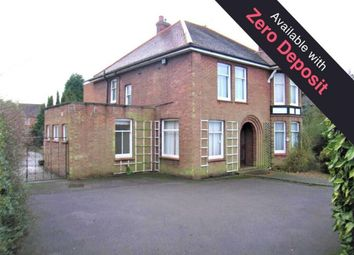 Thumbnail 4 bed detached house to rent in Kings Walk, Wisbech