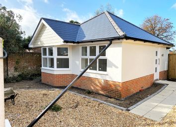 2 bed bungalow for sale in Priestley Road, Wallisdown, Bournemouth BH10