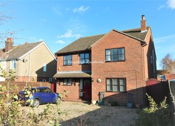 Thumbnail 4 bedroom detached house for sale in Harwich Road, Mistley, Manningtree, Essex