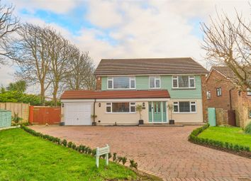 Thumbnail 4 bedroom detached house for sale in Kingston Green, Seaford